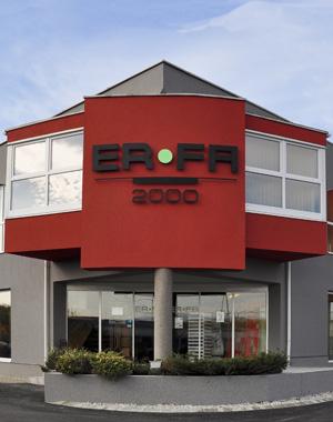 ERFA 2000 Faipari Kft. <br>alapanyag és bútorkellék