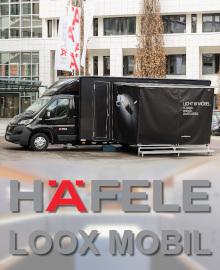 Häfele Loox bemutató üzleteinknél szeptember 17-én és 18-án