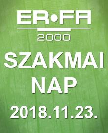 Õszi szakmai nap, 2018. november 23-án, Székesfehérváron!
